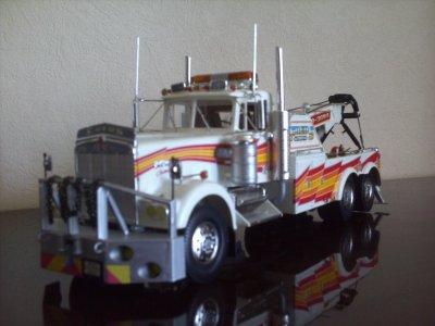Kenworth W900 Wrecker