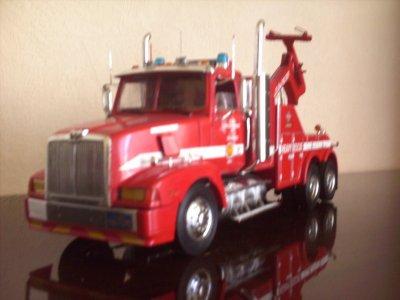 Dépanneuse La department Recovéry Truck , de chez ITALERI