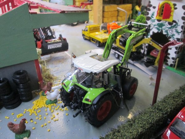 le CLAAS ARION 430