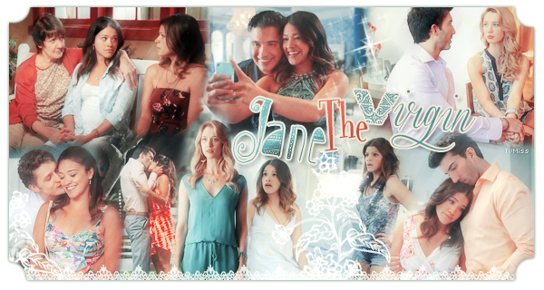 JANE THE VIRGIN ----------------------------------------------------Article Série
