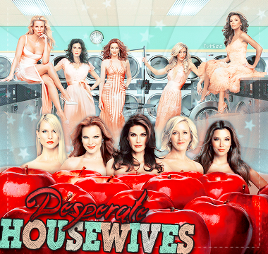 DESPERATE HOUSEWIVES ---------------------------------------------------Article Série