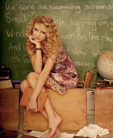 Taylor Swift : Petit conseil Make Up !