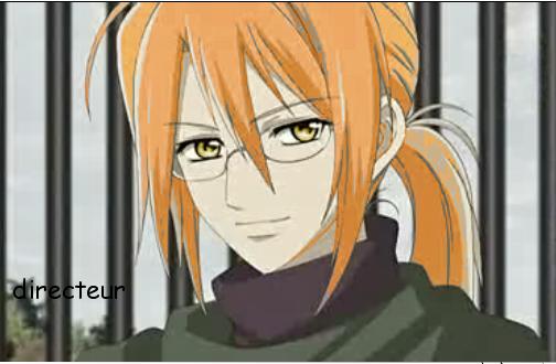 Le directeur ( le père de Akira et Ami )