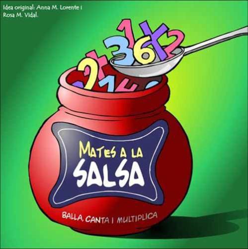 """NOVETAT!!! NOVA EDICIÓ DIGITAL DE """"MATES A LA SALSA"""""""