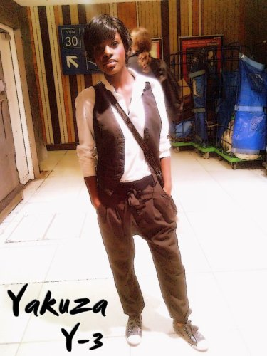 Yakuza La Japanese .