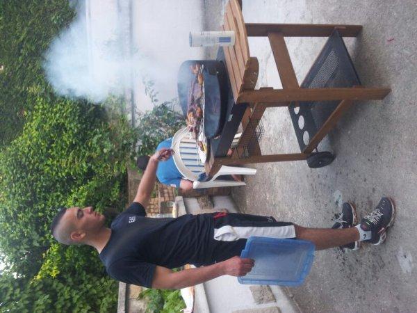 En mode barbec