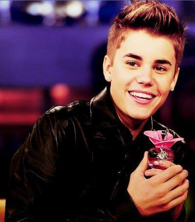 Justin et son parfum