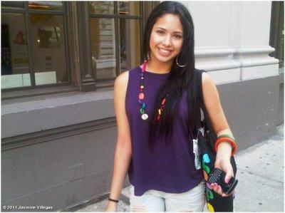 Jasmine V à NYC