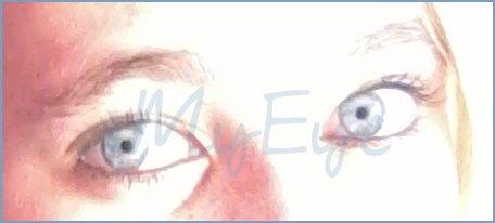 - Dans mes yeux, se cache beaucoup de choses..♥
