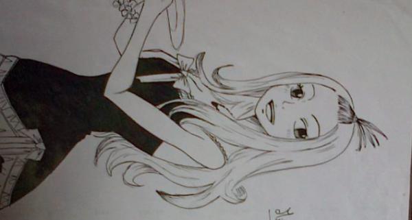 Mes dessins Manga !!!!!!!!