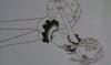 Mes dessins manga