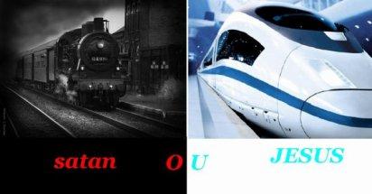 Quel train choisis tu ?