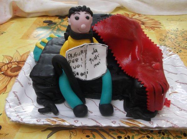 Torta X Il Compleanno X I 50 Anni Di Mio Cognato Libertino 2