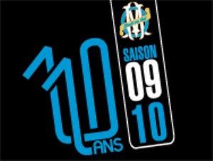 Olympique de Marseille - 1900-2010 - 110 Années de Légende