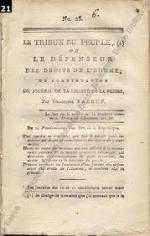 Contre Le Droit De Propriété (Gracchus BABEUF)