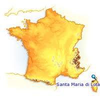 Santa-Maria-Di-Lota - Résultats Elections Présidentielles 2012 - 1er Tour