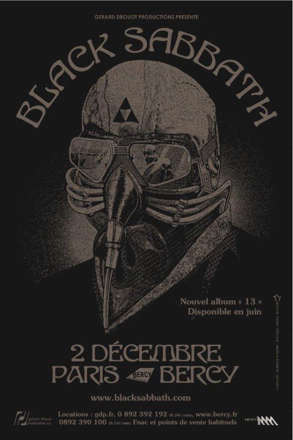 - Rendez-vous au PALAIS OMNISPORT DE PARIS BERCY le Lundi 02 Décembre 2013 - Début de l'évènement : 20:00 - - Ouverture des portes : 18:30 -