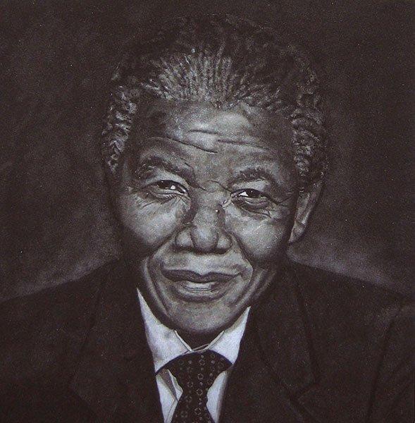 Nelson MANDELA tire sa révérence