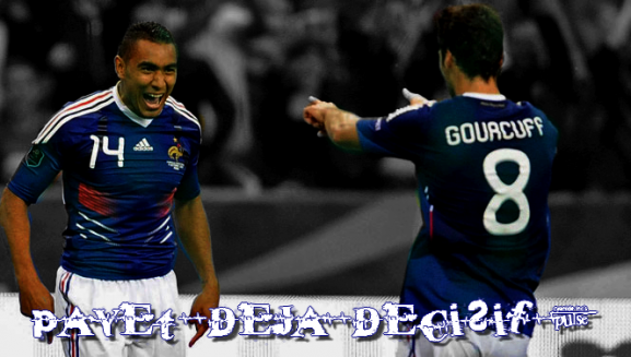 Article equipe de France: France 2-0 Roumanie