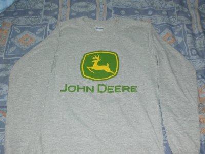 pull john deere