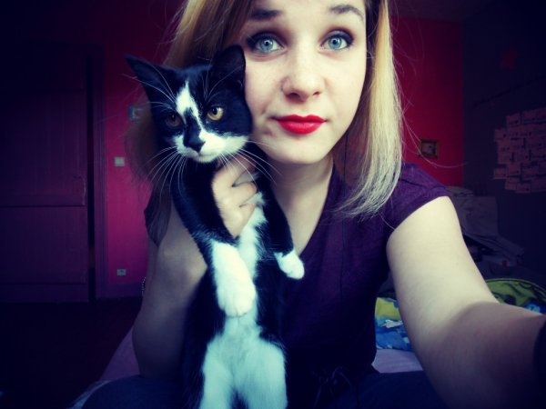 Little Chatonnnnnnnnn ! ♥♥