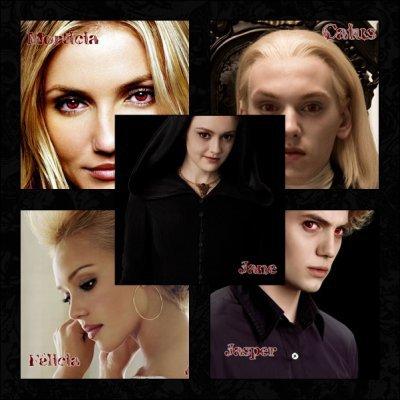 Volturi's Presentation - Part. 02