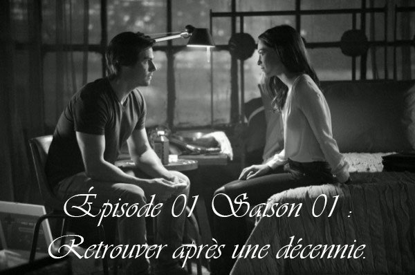Un Amour Compliqué ~ Épisode 01 Saison 01 ~ Retrouver Après Une Décennie. ♥
