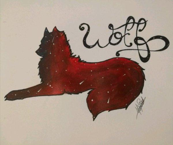 {T-A} Galaxy Wolf.