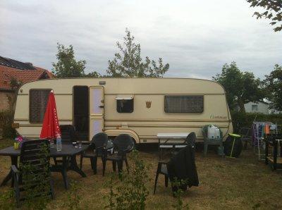 ma nouvelle caravane !!!