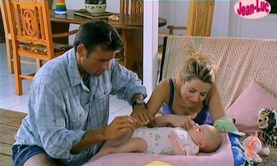 Béné,Léa et Jimmy