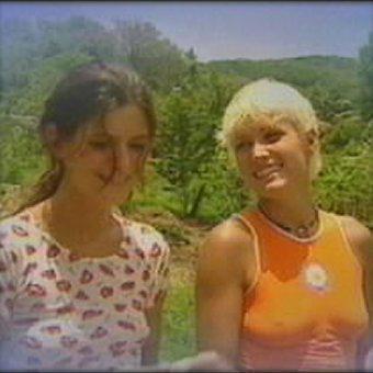 Laly et Cynthia