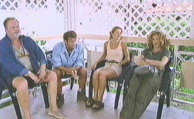 Oliver,Jimmy,Béné et Johanna