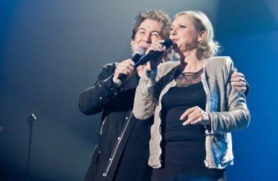 Minet et Dorothée à Bercy le 18 décembre 2010