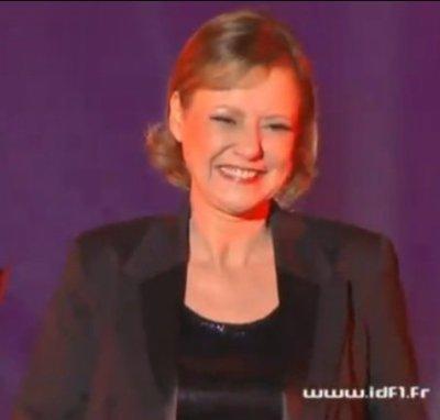 Dorothée à Bercy le 18 décembre 2010