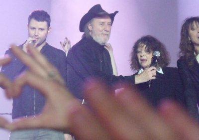 Christophe Rippert et Corbier à Bercy le 18 décembre 2010