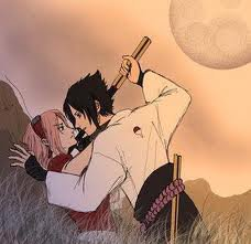 Chapitre 3 : le baiser de sasuke