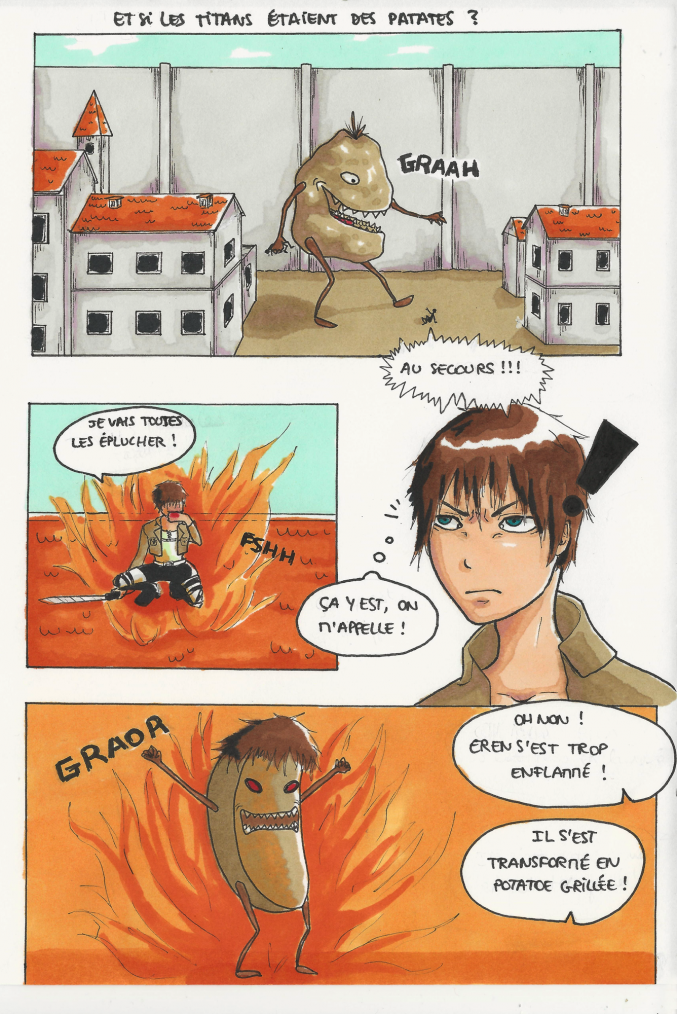 Attack on Potatoes