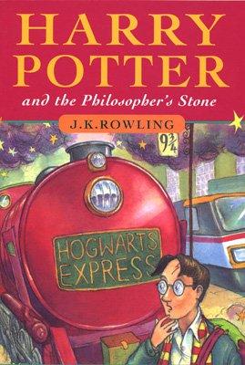 Aujourd'hui le premier tome de Harry Potter fête ses 20 ans! Merci JK Rowling pour ce monde .