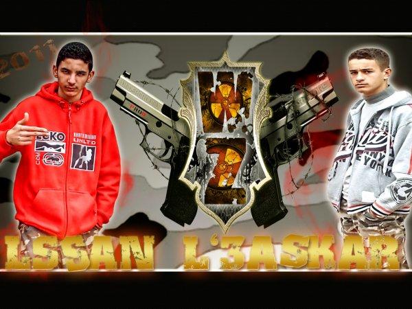"New Shiit ""Lssan L'3assker"""