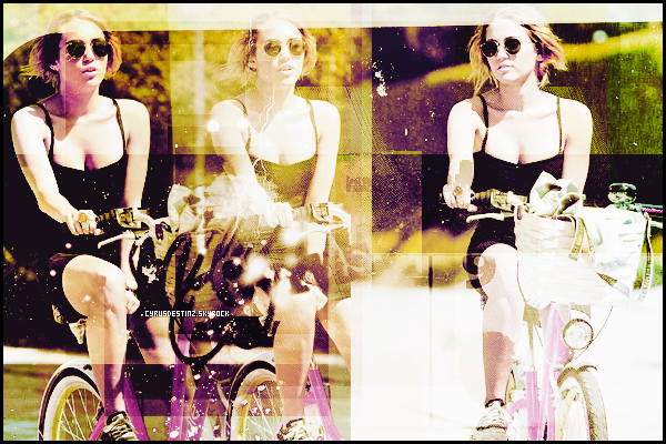 * Bienvenue sur CyrusDestinz, ta source pour suivre le quotidien de Miley Cyrus ! *