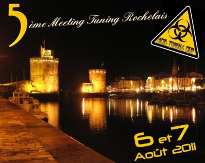 "MEETING 6&7 aout "" LA ROCHELLE """