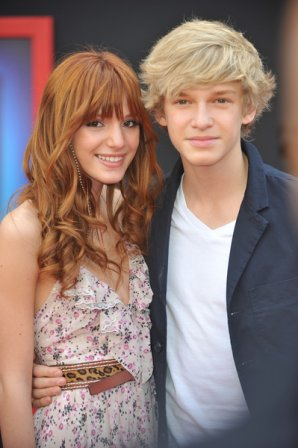 Bella T and Cody S