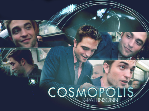 ROB (montage pour le compte rendu de l'AP de Cosmopolis (a venir) sur la page R-pattinsonn)
