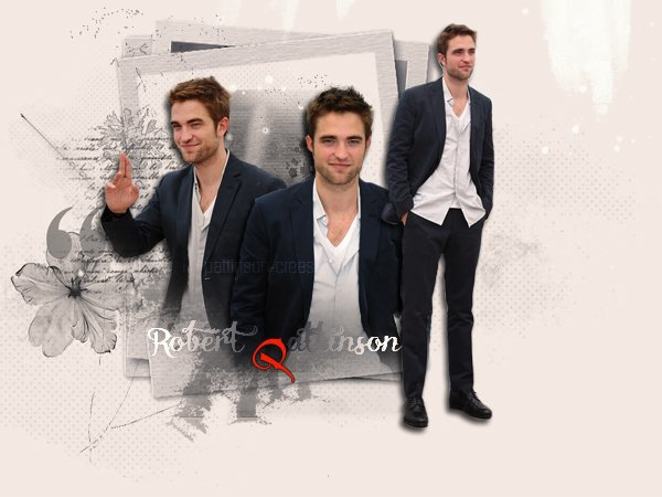 Rob à Cannes (photocall)