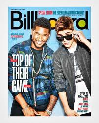 Justin Bieber chante Boyfriend a The Voice + Justin et Usher en couverture de billboard