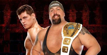 Championnat Intercontinental: Cody Rhodes © vs Big Show
