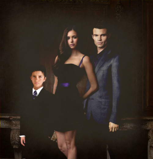Elena & Elijah en couple