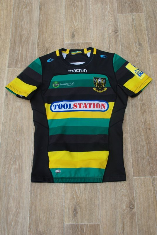 northampton saints 2017-20018