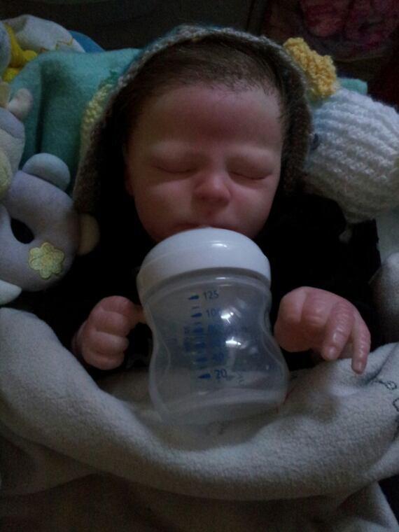 Mon beau bébé malone