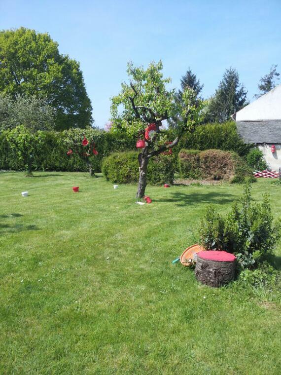 Regarder l originalité de ce jardin (un ami) et j zi pas tout pris lol